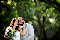 Secluded Gardens Wedding- Memo and Roxane Adame
